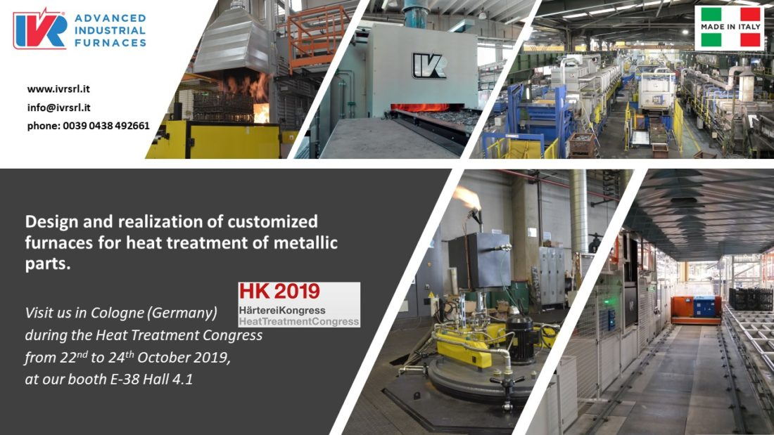 IVR will be present at HK 2019
