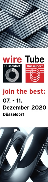 Wire & Tube 2020 in Düsseldorf