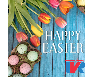 Happy Easter from IVR Group